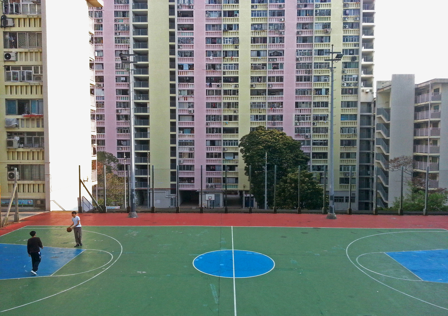 Wah Fu Estate